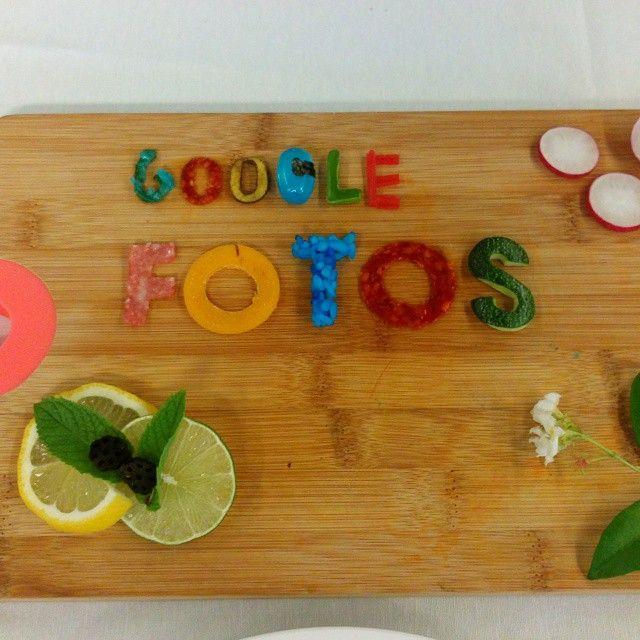 En las oficinas de Google
