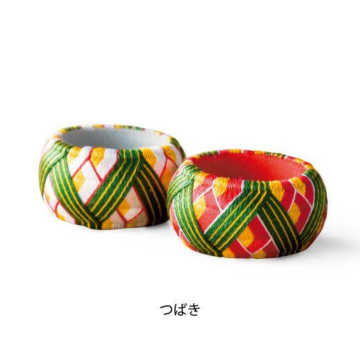 華やか加賀ゆびぬきの会 / つばき ◆ embroidery work - thimble of Kaga / camellia