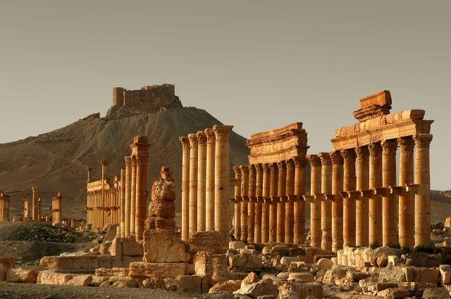 Le destin de Palmyre, des origines jusqu'à l'ère moderne - Histoire - France Culture