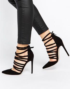 ASOS – PROMOTE – Spitze High Heels