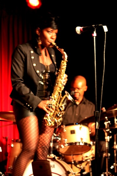 Catch American saxophonist, Tia Fuller, perform at Market Theatre from 11.45p.m - 12.45a.m on 24/08/13. Tickets for this stage are R350. Follow this link to book yours now www.joyofjazz.co.za/