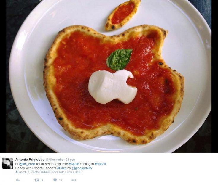L'arrivo di Apple in Campania non poteva passare certo inosservato, soprattutto in una città che vive di entusiasmi come Napoli. In questi giorni,