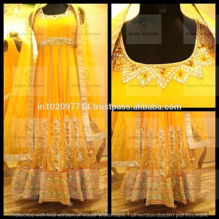 Bridal Salwar Kameez Suits / Anarkali Suits / Designer Anarkali Lehenga Photo, Detailed about Bridal Salwar Kameez Suits / Anarkali…