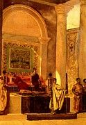 "New artwork for sale! - "" Constant Benjamin Jean Joseph The Throne Room In Byzantium by Benjamin Jean Joseph Constant "" - http://ift.tt/2pdCXDE"