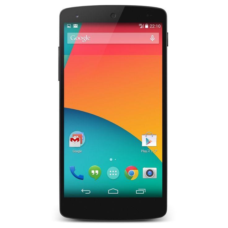 LG Google Nexus 5 D820 32GB Unlocked GSM 4G LTE Android Certified Refurbished Cell Phone- #NEXUS 5 32GB BLK CRB