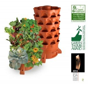 Garden Tower 2: 50-Plant Composting Container Garden (affiliate)