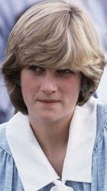 May 15, 1982: Princess Diana at a polo game at Rhinefield House, Brockenhurst, Hampshire.