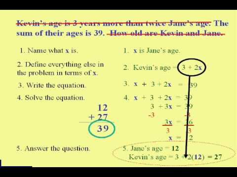 best algebra teaching methods and ideas images beginning algebra word problem steps for my daughter who forgets and wants me to help her