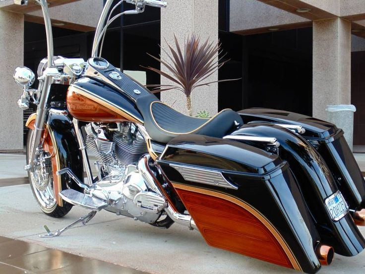 Image result for custom paint job road king classic