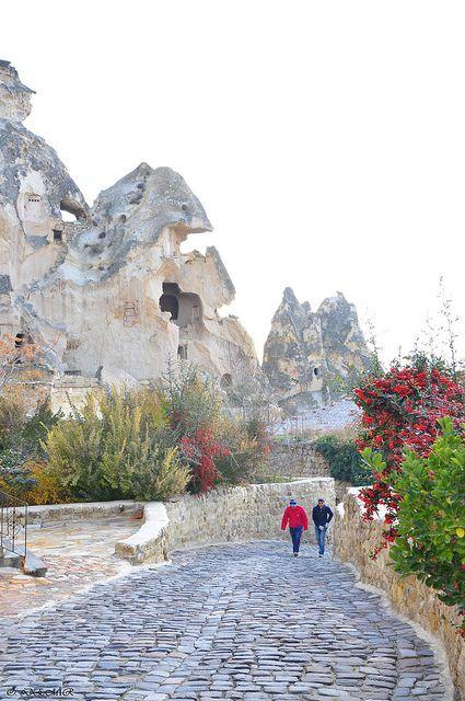 Ürgüp . Cappadocia . Turkey