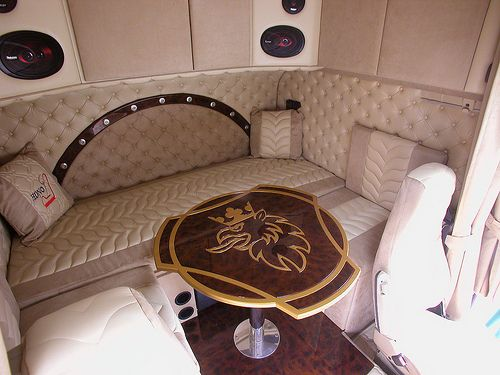 11 best images about scania long line interieur on for Interieur scania longline