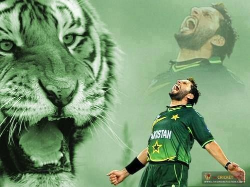 Shahid Afridi, Pakistan Cricket team captain. | Sports ...