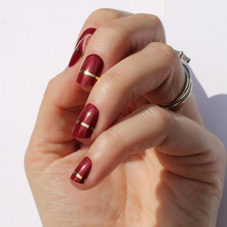 61 best nails glamor beauty mani pedi manicure pedicure nailwraps ...