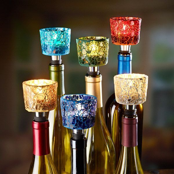 8 best images about wedding centerpieces on pinterest for Homemade wine bottle centerpieces