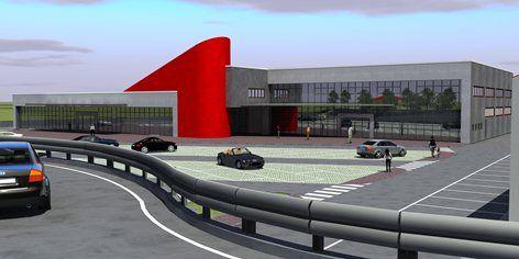 Centro Commerciale, ....., 2011 - Denis Rudellin
