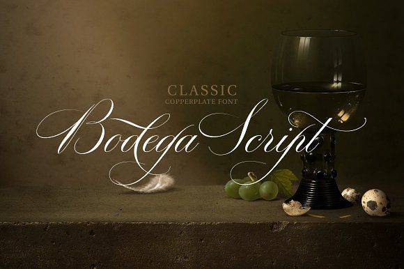 Bodega Script by vatesdesign on @creativemarket