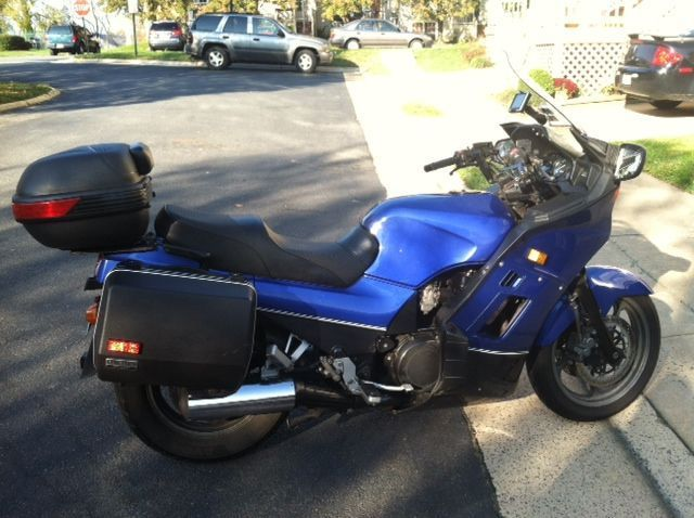 2003 kawasaki concours 1200, sport touring,shaft drive #used