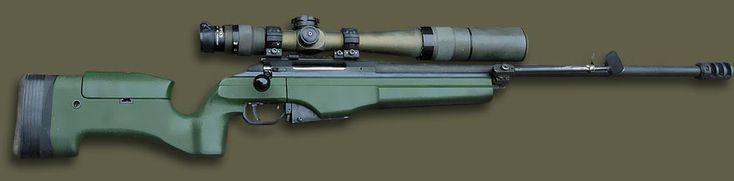 Снайперские винтовки Sako TRG