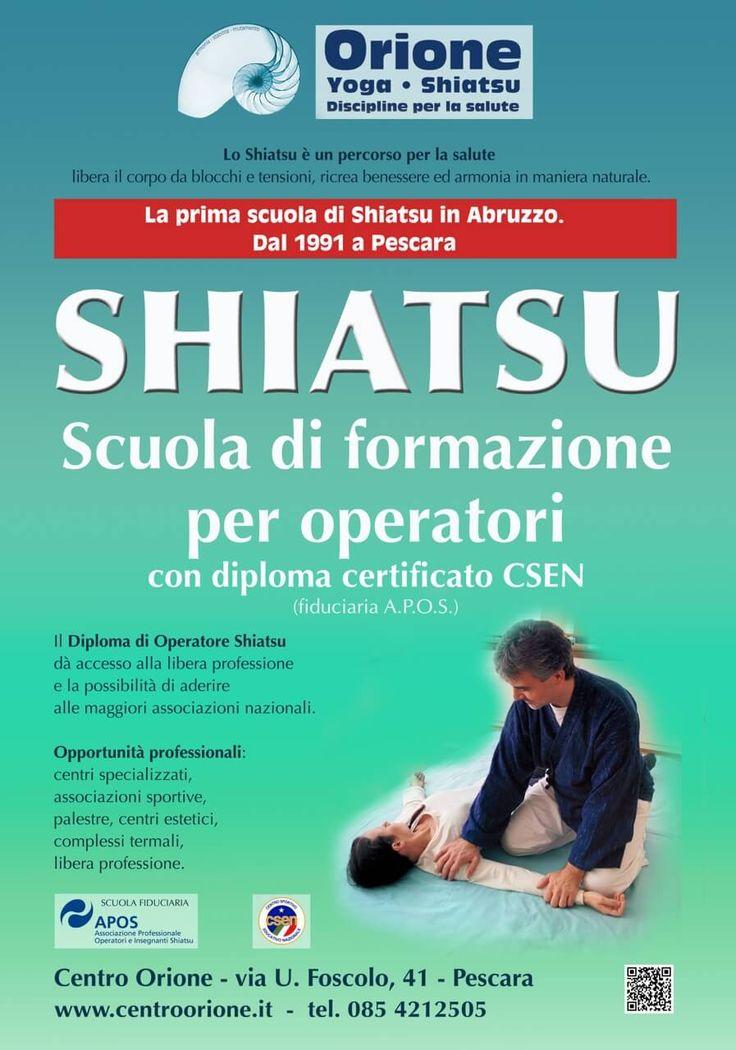 Yoga Shiatsu Pescara