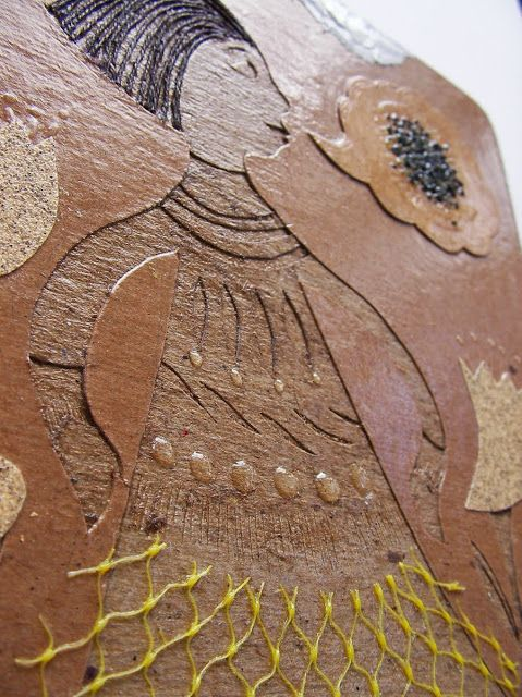 Aijung Kim: How to Make a Collagraph