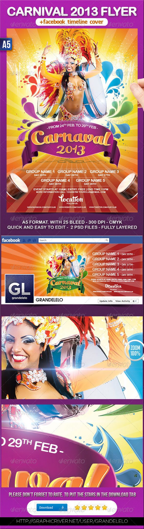 best images about party flyer template s carnival 2015 flyer template