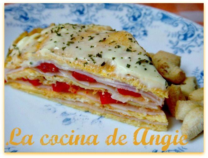 La cocina de Angie: PASTEL DE TORTILLAS