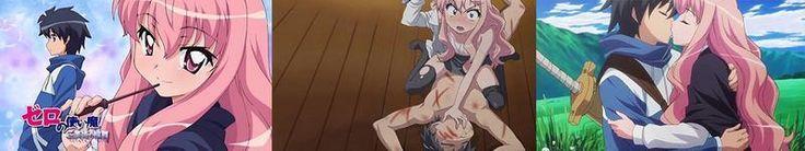 Zero no Tsukaima VOSTFR | Animes-Mangas-DDL