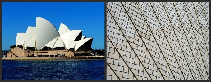 The roofs of the ‪‎Sydney Opera House are covered in a total of 1056006 ‪‎tiles.
