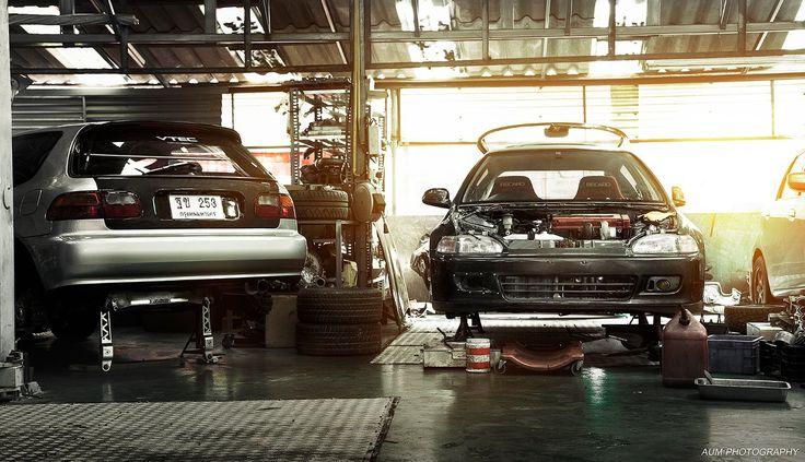 Honda Civic EG 3 Door by Aek Garage #Honda #Civic