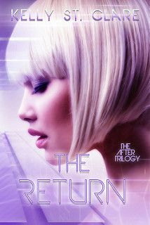 Cover Reveal: The Return by Kelly St Clare