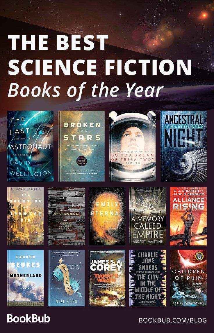 21 of the Best Sci-Fi Books Coming in 2019 | books in 2019