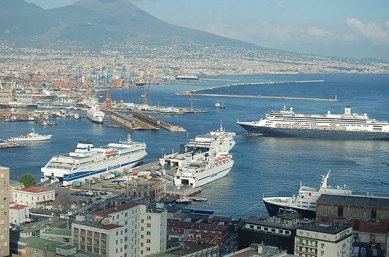 Neapel  Capri, Vesuv, Amalfiküste, Anacapri, Villa, Pompei