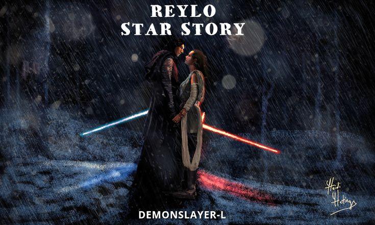 REYLO STAR STORY Wattpad fanfiction https://www.wattpad.com/story/135335916-reylo-star-story   . Les prémices d'un amour interdit commencent à s'immiscer entre la jeune Rey et le ténébreux Kylo Ren. Tout en poursuivant leur quête respective, arriveront-ils à apaiser leurs désirs inavouables qui les tiraillent ? Leur histoire fait suite au film Star Wars VIII. Venez vite la découvrir ! #fanfiction , #reylo , #wattpad , #kyloren , #rey , #starwars