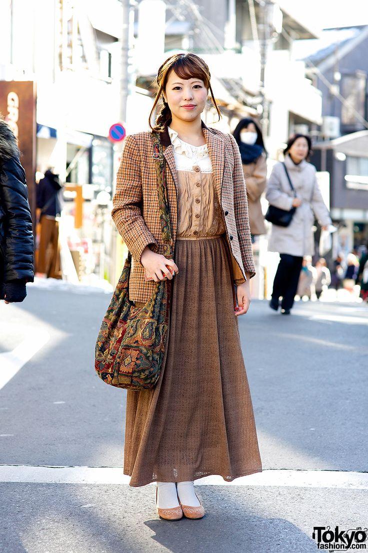 Natsumi in Harajuku, Tokyo, Japan