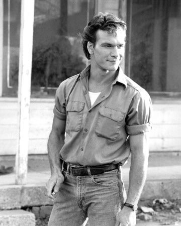 Patrick Swayze. . . So good looking