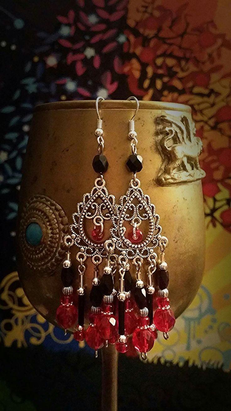 Cascade Earrings by Glaetzer Jewellery Kreations