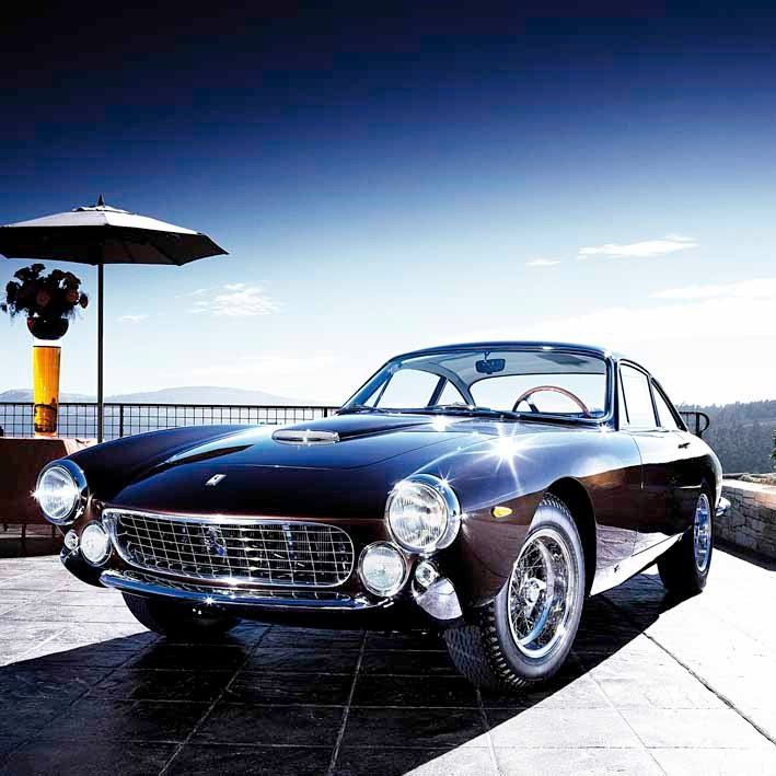 One beautiful lusso on the shore!