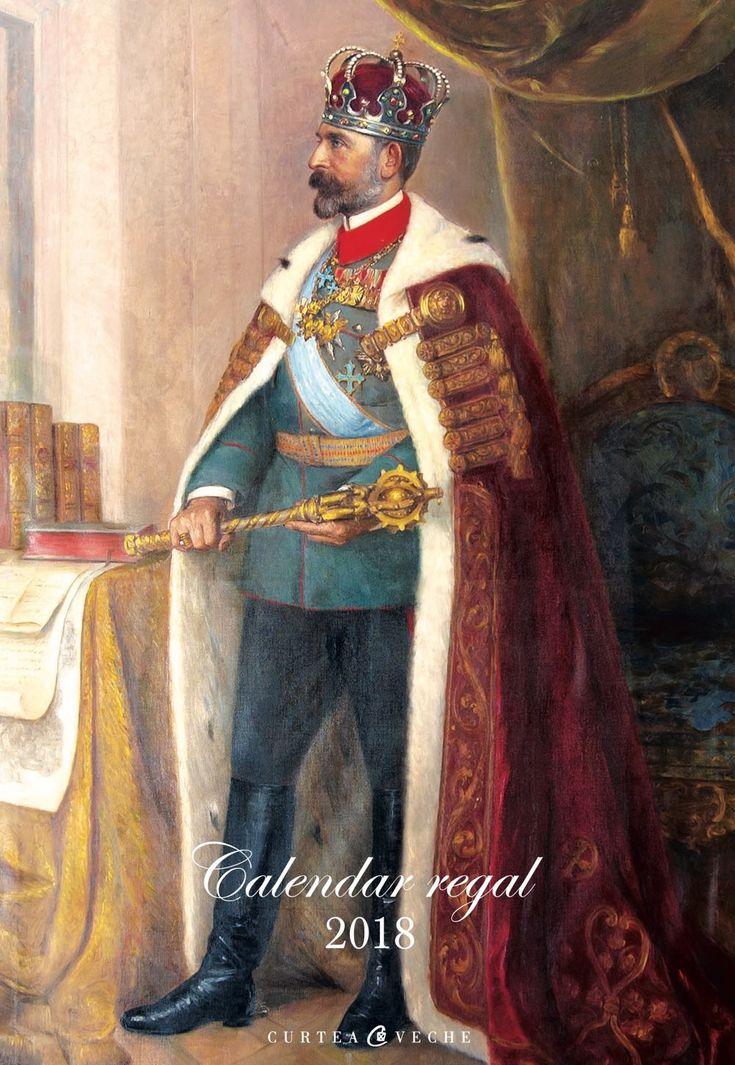 Calendar regal 2018 | Familia Regală a României / Royal Family of Romania