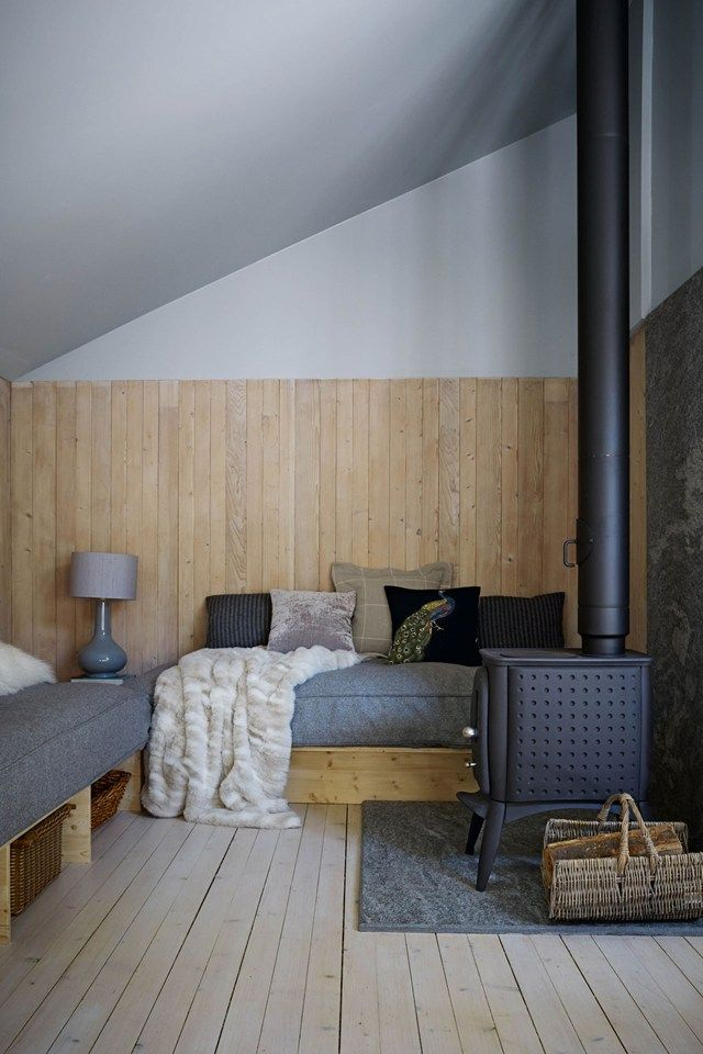 Swiss Alps Chalet by Jonathan Tuckey - Real Homes (houseandgarden.co.uk)