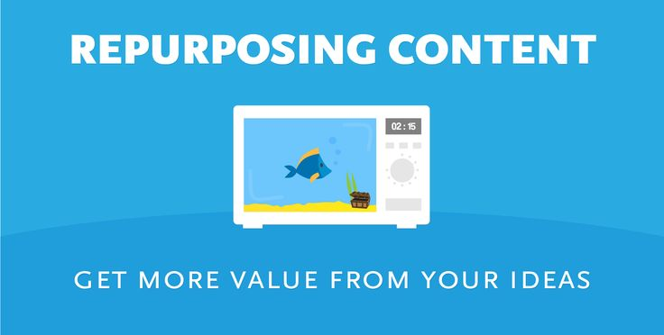 Repurposing content - Get more value from your ideas - jbh.co.uk
