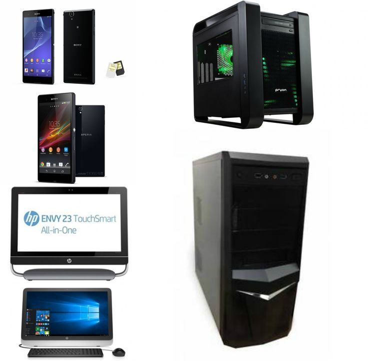 Do you need a new computer, gaming desktop or phone? CHECK THIS OUT! BIG BRAND IT Salvage Equipment!