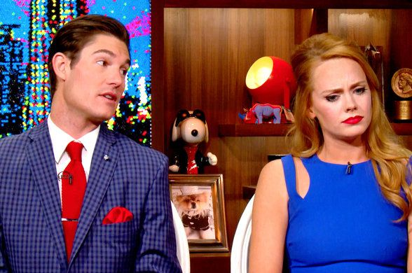 Southern Charm 2015 Spoilers: Top 5 Moments from Episode 12- Reunion   Gossip & Gab