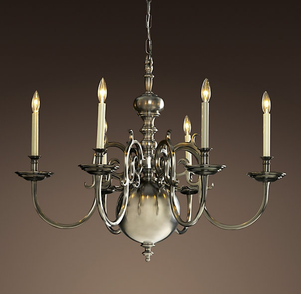 Painting Dining Room Chandelier: Dining Room Inspiration Finish:antique Nickel Or Polished