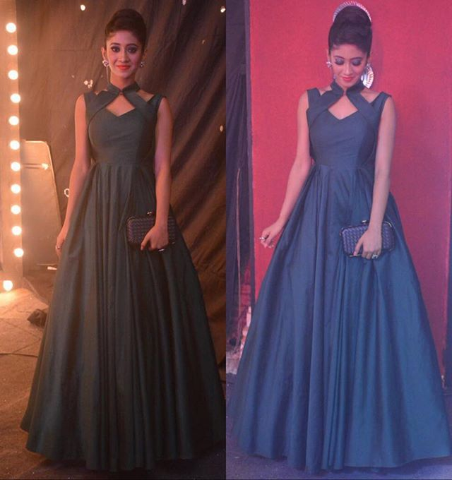 9a2a90835c1d Outfit by  the adhya designer ❤  shivangijoshi18