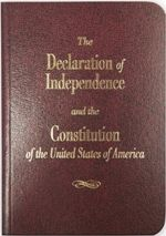 The Declaration of Independence and the Constitution of the United States (The Pocket Constitution) (Paperback) | Cato Institute Store