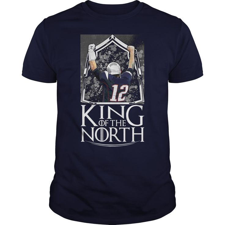 Tom Brady king of the north shirt is a awesome shirt about topic Tom Brady king of the north that our team designed for you. LIMITED EDITION with many style as longsleeve tee, v-neck, tank-top, hoodie, youth tee. This shirt has different color and size, click button bellow to grab it.