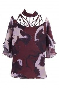 Obscura Top. Available in boutiques and online now.