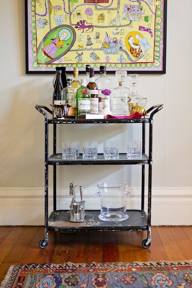 Best Mini Bar Ideas Images On Pinterest Home Kitchen And