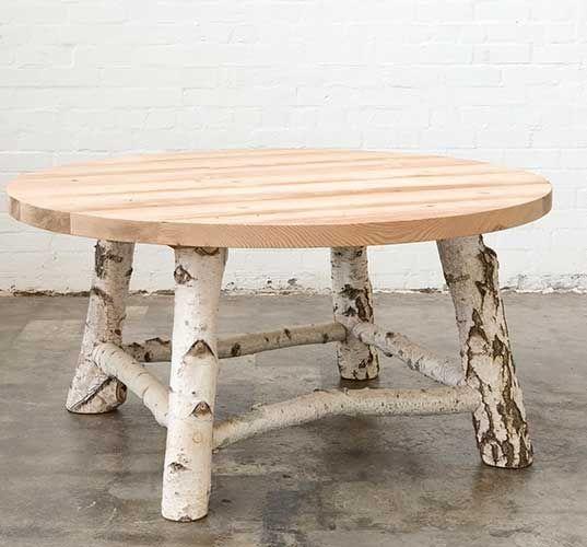 tree limb hinged table legs   Mark Tuckey, sustainable furniture, sustainable design, eco design