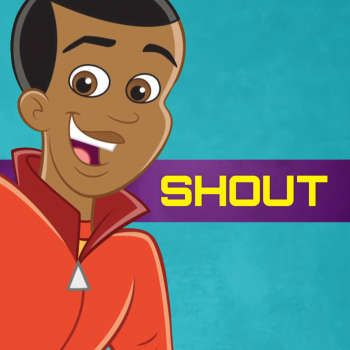 Shout - #FBBofSpies #FreshBeatBandofSpies on #Nickelodeon and #TreehouseTV  Go to: http://www.nickjr.com/fresh-beat-band-of-spies